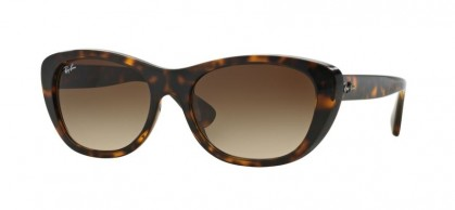 Ray Ban 0RB4227 710/13 Light Havana - Brown Gradient