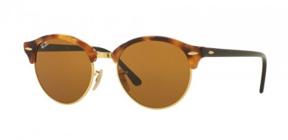 Ray Ban 0RB4246 11/60 Spotted Brown Havana - Brown