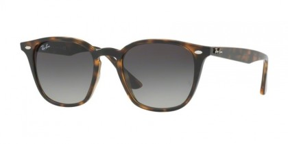 Ray Ban 0RB4258 710/11 Havana - Grey Gradient Dark Grey