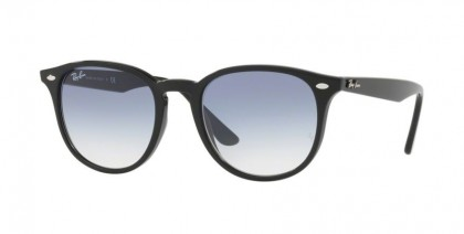 Ray Ban 0RB4259 601/19 Black - Clear Gradient Light Blue