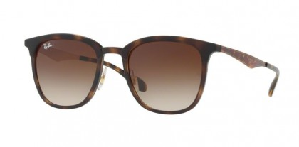 Ray Ban 0RB4278 628313 Havana Matte Havana - Brown Gradient