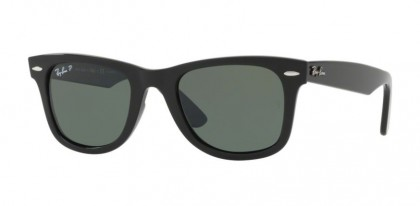 Ray Ban 0RB4340 WAYFARER 601/58 Black - Green Polarized
