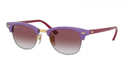 Ray Ban 0RB4354 64278H  Light Violet - Clear Gradient Dark Violet