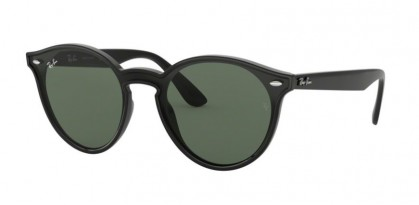 Ray Ban 0RB4380N 601/71  Black - Green