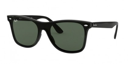 Ray Ban 0RB4440N 601/71 BLAZE WAYFARER Black - Green
