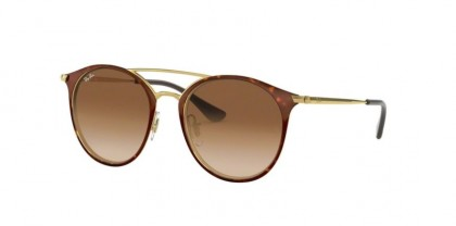 Ray Ban Junior 0RJ9545S 270/13  Gold On Top Havana - Brown Gradient