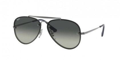 Ray Ban Junior 0RJ9548SN 200/11  Gunmetal - Gray Gradient