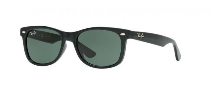 Ray Ban Junior 0RJ9052S 100/71 Black - Green