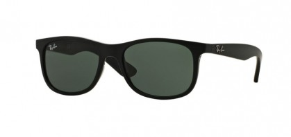 Ray Ban Junior 0RJ9062S 701371 Matte Black - Dark Green