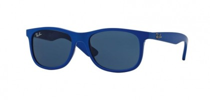 Ray Ban Junior 0RJ9062S 701780 Matte Blue - Dark Blue
