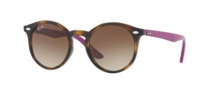 Ray Ban Kids 0RJ9064S 704113 Havana - Brown Gradient