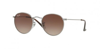 Ray-Ban Junior 0RJ9547S JUNIOR ROUND 200/13 Gunmetal - Brown Gradient