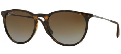 Ray-Ban ERIKA 0RB4171 710/T5 Havana - Brown Shaded Polarized