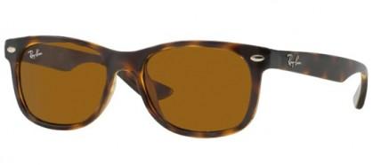 Rayban Junior 0RJ9052S 152/3 Shiny Havana - Brown