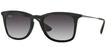 Rayban YOUNGSTER 0RB4221 622/8G Black Rubber - Grey Gradient