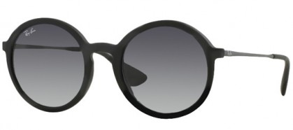 Rayban YOUNGSTER 0RB4222 622/8G Black Rubber - Grey Gradient