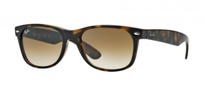 Rayban ICONS 0RB2132 NEW WAYFARER 710/51 Light Havana - Crystal Brown Gradient