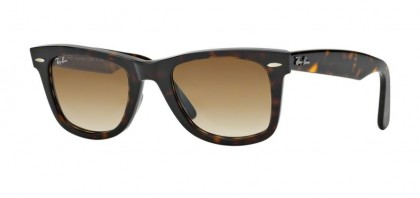 Ray-Ban 0RB2140 WAYFARER 902/51 Tortoise - Crystal Brown Gradient