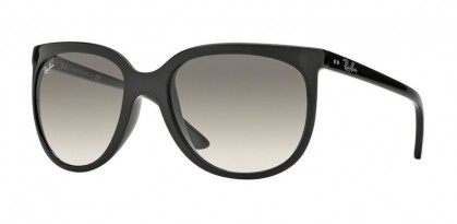 Rayban ICONS 0RB4126 CATS 1000 601/32 Black - Crystal Grey Gradient