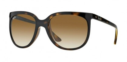 Rayban ICONS 0RB4126 CATS 1000 710/51 Light Havana - Crystal Brown Gradient