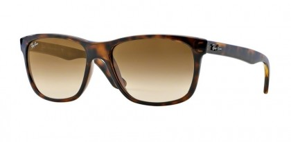 Ray-Ban 0RB4181 RB4181 710/51 Light Havana - Crystal Brown Gradient