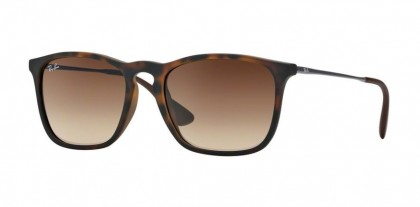 Rayban YOUNGSTER 0RB4187 CHRIS 856/13 Rubber Havana - Brown Gradient