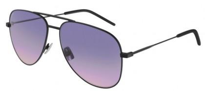 Saint Laurent CLASSIC 11-045 Black - Violet Gradient