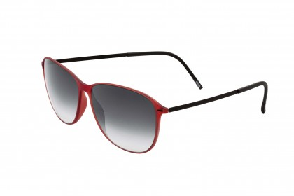 Silhouette 3191 Urban sun 3040 A Red Black - Grey Shaded