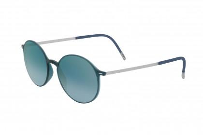 Silhouette 4075 Urban sun 4510 A Blue Silver - Blue