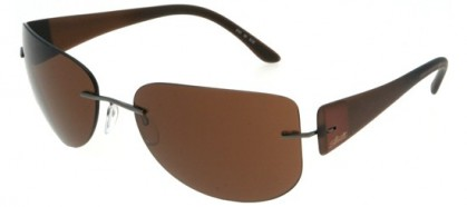 Silhouette 8101 6132 Brown - Brown