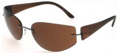 Silhouette 8102 6132 Brown - Brown