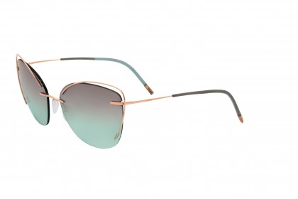 Silhouette 8163 TMA Atwire 3530 Rose Gold - Pink Grey