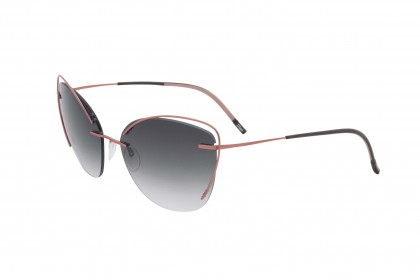 Silhouette 8163 TMA Atwire 3640 Rose Gold - Grey Shaded