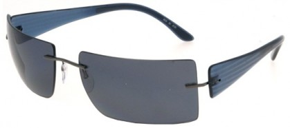 Silhouette 8626 6130 Avio - Grey Polarized