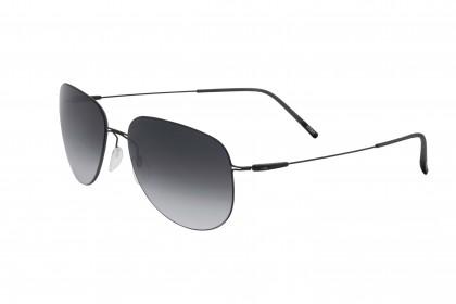 Silhouette 8693 Titan Breeze 9040 Black - Dark Grey Shaded
