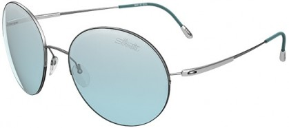 Silhouette ADVENTURER 8685 6243 Ruthenium - Azure