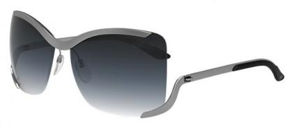 Silhouette ALLURE 8145 6235 Dark Silver - Grey Shaded