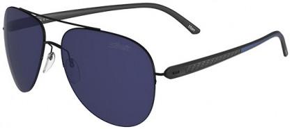 Silhouette CARBON T1 8687 6224 Black - Blue