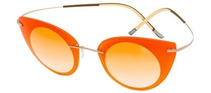 Silhouette FELDER FELDER 9907 6051 Orange Shaded Gold - Light Orange