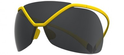 Silhouette FUTURA 6051 Yellow - Black