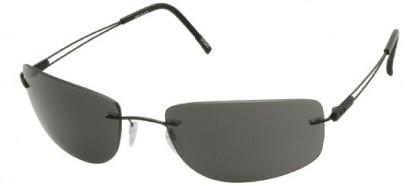 Silhouette SILHOUETTE 8645/S 6128 Black - Grey