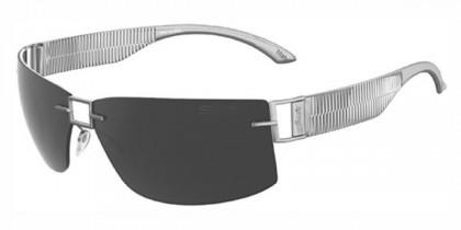 Silhouette SILHOUETTE 8648/S 6203 Ruthenium Grey - Grey