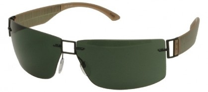 Silhouette SILHOUETTE 8648/S 6205 Dark Green Khaki - Grey Green