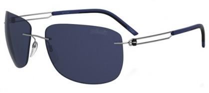 Silhouette TITAN PROFILE 8682 6224  Silver - Blue
