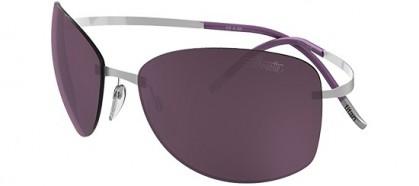 Silhouette TITAN PURE 8149 6223 Silver - Violet