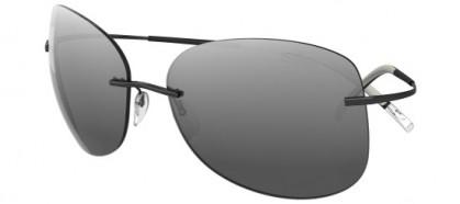 Silhouette TMA ICON 8144 6220 Black - Grey