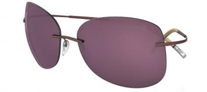 Silhouette TMA ICON 8144 6223 Silver - Violet