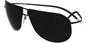 Silhouette TMA ICON 8688 6200 Ruthenium - Dark Grey Polarized