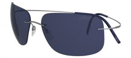 Silhouette TMA ULTRA THIN 8677 6232 Silver - Blue
