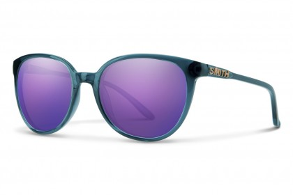 Smith CHEETAH OXZ/TE Blue Crystal - Multilayer Violet
